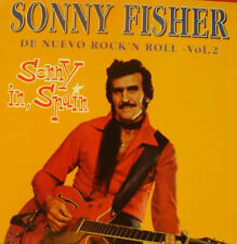 "SONNY FISHER-SONNY IN SPAIN LP 12"" VINILO 1993 SPAIN MINT"