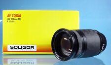 Soligor AF Zoom 28-210 mm / 3.5-5.6 MC Nikon AF Objektiv lens objectif - (13188)