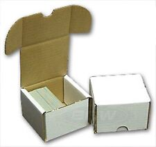 100 BCW (200 Count) Storage Boxes