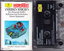 MC Andersen Märchen 1 - Der fliegende Koffer / Hofhahn und Wetterhahn DGG