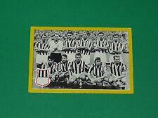 RARE CARTE FOOTBALL 9 X 6 CM 1960-1961 JUVENTUS TURIN ITALIA ITALIE JUVE