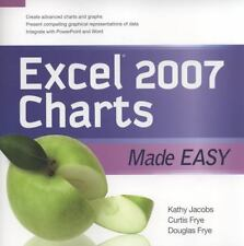 Excel 2007 Charts Made Easy (Paperback or Softback)