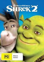 Shrek 2 - DVD Region 4 Free Shipping!