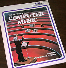 1979 Computer Music BYTE Book Altair 8800 IMSAI 8080 AIM 65 Cromemco Synthesizer