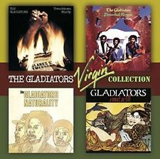 The Gladiators Virgin Collection 4 Albums on 2 CDs CD 2016