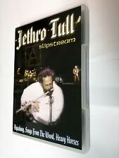 Jethro Tull ‎-  Slipstream  DVD Musica Concerti Rock Pop