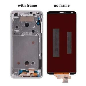 For LG G6 H870 H872 H873 LS993 LCD Touch Screen Digitizer Display Assembly Frame