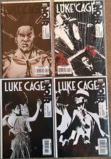 LUKE CAGE NOIR #1 2 3 4 FULL SERIES Power Man Netflix All VARIANT 2009