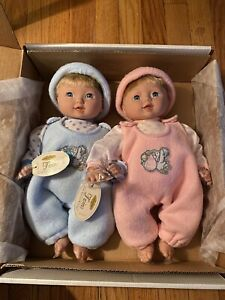 Cititoy Twins Dolls