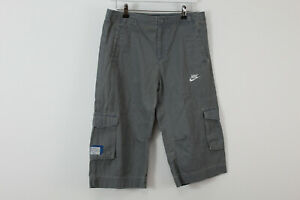 NIKE Grey Shorts Size XL