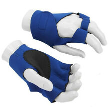 Half Finger Sport Fitness Exercise Training Wrist Wrap Support Gym Gloves Unisex