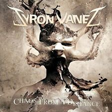 SYRON VANES-CHAOS FROM A DISTANCE-IMPORT CD WITH JAPAN OBI E83