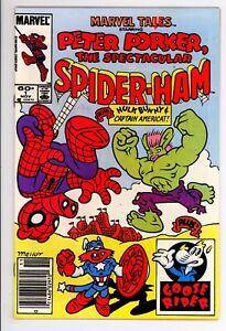 Marvel Tales 1 - Newsstand - 1st Peter Porker - High Grade 9.4 NM