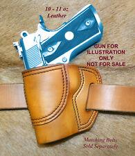 New Listinggary Cs Leather Avenger Left Hand Owb Holster For Colt 1911 Officers 35