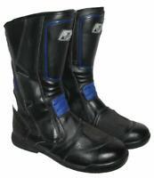 """"""" SPORTS """" Herren- Motorradstiefel / Biker- Stiefel / Boots in ca. 45,5 bis 46"""