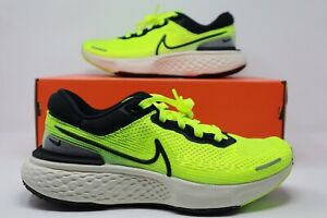 """Nike ZoomX Invincible Run Flyknit """"Volt"""" CT2228-700"""