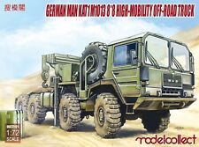 Modelcollect UA72121 1/72 German MAN KAT1 M1013 8*8 High-Mobility Off-Road Truck