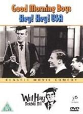 Good Morning Boys/Hey! Hey! USA [DVD] [1938] By Will Hay,Edgar Kennedy,Edward.