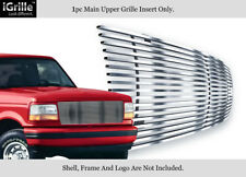 304 Stainless Steel Billet Grille Fits 1992-1996 Ford Bronco/F-150/F-250/F-350