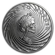 2017 ~ 1~OZ ~ .999 SILVER ~ DEMOCIDE ~ 6,177 MINTED ~ MINI MINTAGE # COA ~$40.88