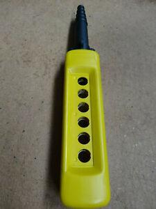 Leergehäuse XACA 06 Hängetaster Steuerflasche Schneider Telemecanique