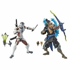 Hasbro Overwatch Ultimates Series Genji/Hanzo Action Figure - E6496AS00