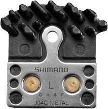 Shimano J04C Bremsbeläge IceTech f. Scheibenbremsen mit Feder + Splint, NEU