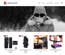 Sports Wear Turnkey Website BUSINESS For Sale - Profitable DropShipping