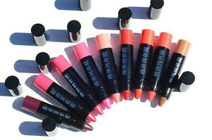 Buxom shimmer shock lip stick crayon new in box full size 0.07oz select yours