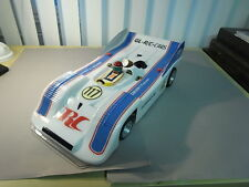 VINTAGE PB Racing/team Associated Nitro RC Car 1:8 6 PORSCHE 917,1976 TOP RAR!