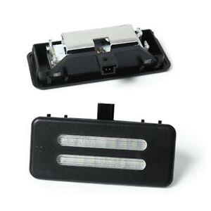 LED Make Up Spiegel Beleuchtung Sonnenblenden BMW 3er E90 5er X1 X3 X5 X6 A10S
