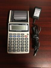 Canon P1-Dh Iii Tax and Business Palm Printer Calculator, 12 digit