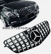 Mercedes E Class GT Grille Panamericana AMG GT Grill E63 Look 2009-2013 Model