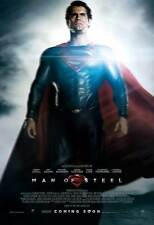 """MAN OF STEEL  Movie Poster [Licensed-NEW-USA] 27x40"""" Theater Size Henry Cavill"""