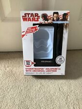 Star wars Stormtrooper Holopane 25 with Universal Lightbox - New