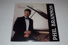 Phil Brannon~Praise~1987 Private Press Christian~Xian~Baldwin Piano~FAST SHIP