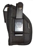 Bulldog gun holster for Beretta APX Carry with laser
