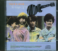 CD  THE BEST OF THE MONKEES  THEN & NOW   ARISTA 1986