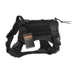 Excellent Elite Spanker Tactical Dog Military Harness DG113 Medium Black
