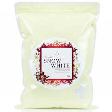 [AnSkin] Premium Snow White Modeling Powder Pack 1kg (2500ml) NEW