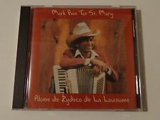 "MARK ST. MARY ""Alonse de Zydeco de la Louisianne"" 1995 Jewel/Goldband Records"