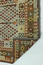 nomades Kelim très bien pièce unique PERSAN TAPIS tapis d'Orient 2,96 X 2,19