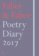Faber & Faber Poetry Diary 2017: Heather (Diaries 2017), Poets, Various, Good, D