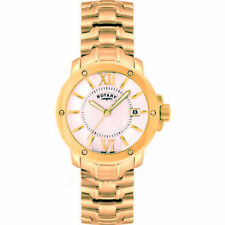 Rotary Polished 30 m (3 ATM) Wristwatches
