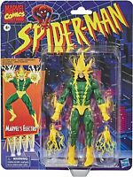 Marvel Legends Spider-Man Retro Series Marvel's Electro Action Figure 6""