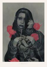 Joao Ruas Madonna and Child Print James Jean Aaron Horkey Audrey Kawasaki