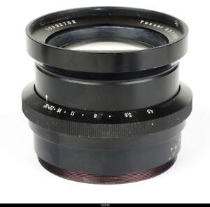 Lens Zeiss Tessar 4.5/300mm