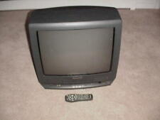 "Panasonic Omnivision  PV-M2037 20"" CRT  TV/VCR/GAMING Combo Television    Remote"