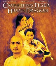 Crouching Tiger, Hidden Dragon - Ang Lee Film (Blu-ray w/ unused Digital HD)