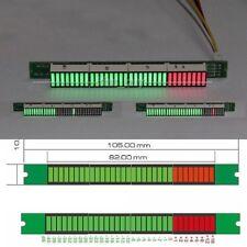 Mono 32 Level indicator Board LED VU Meter Amplifier lamps Light Speed Adjust
